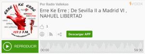 Erre Ke Erre; De SEVILLA II a MADRID VI